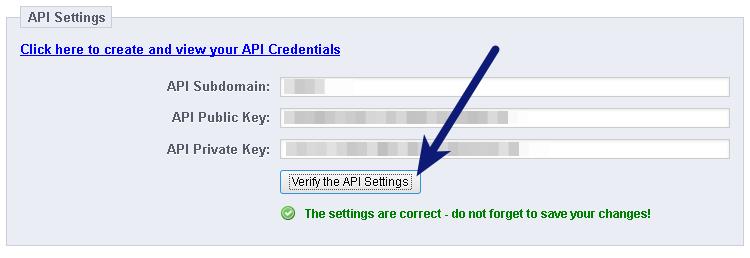 Verify Social Login API Settings in PrestaShop